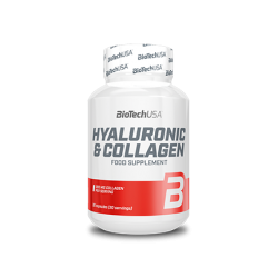 HYALURONIC & COLLAGEN 30 CPS