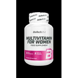MULTIVITAMIN FOR WOMEN 60 TAV